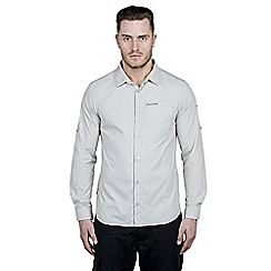 Craghoppers - Parchment nosilife belay long-sleeved shirt