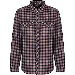 Craghoppers - Dark navy kiwi check shirt