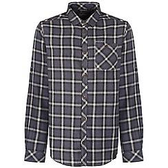 Craghoppers - Windsor blue marl howard check shirt