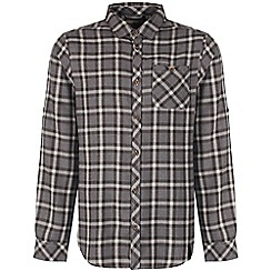 Craghoppers - Elephant marl howard check shirt