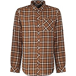 Craghoppers - Dirty olive marl howard check shirt