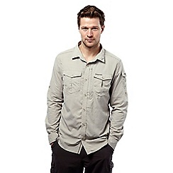 Craghoppers - Parchment nosilife adventure long-sleeved shirt