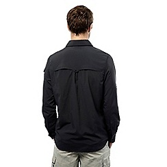 Craghoppers - Black pepper nosilife adventure long-sleeved shirt