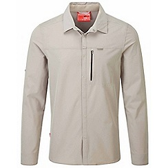 Craghoppers - Parchment nosilife pro long-sleeved shirt
