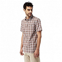 Craghoppers - Carmine combo elmwood short sleeved check shirt