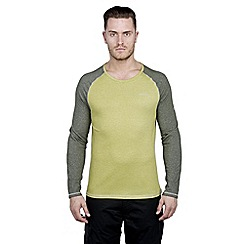 Craghoppers - Palmgreen/evgreen nosilife bayame long sleeved t-shirt