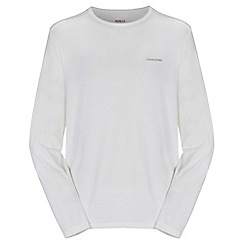 Craghoppers - White nosilife long sleeved base t shirt