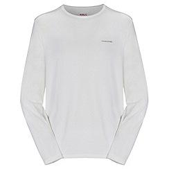 Craghoppers - White nosilife long sleeved base t shirt
