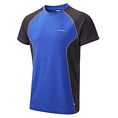 Craghoppers - Strong blue vitalise base t shirt