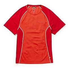 Craghoppers - Dynamite/chilli vitalise moisture control base t-shirt