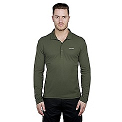 Craghoppers - Evergreen nosilife nemla long-sleeved polo shirt