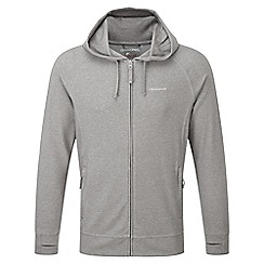 Craghoppers - Quarry grey marl nosilife insect repellent avila hoody