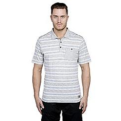 Craghoppers - Quarry grey bosadi short-sleeved polo shirt