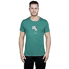 Craghoppers - Alpine green rashidi short-sleeved t-shirt