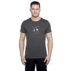 Craghoppers - Black pepper rashidi short-sleeved t-shirt