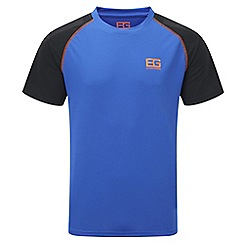 Bear Grylls - Extrblu/blac bear core short-sleeved technical t-shirt