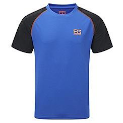 Bear Grylls - Extrblu/blac bear core short-sleeved technical t-shirt