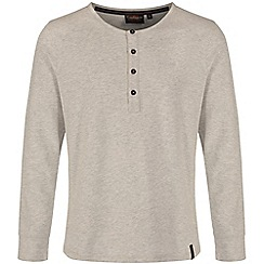 Craghoppers - Calico marl runswick grandad t-shirt