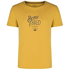 Craghoppers - Mustard ribston t-shirt