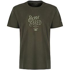 Craghoppers - Parka green ribston t-shirt