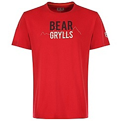 Bear Grylls - Bear red bear 1974 t-shirt