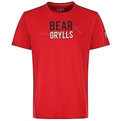 Bear Grylls - Bear red bear 1974 t-shirt