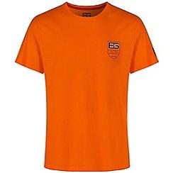 Bear Grylls - Bear orange bear grylls logo t-shirt