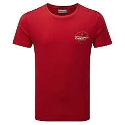 Craghoppers - Se chilli erec slim fit short sleeved t-shirt