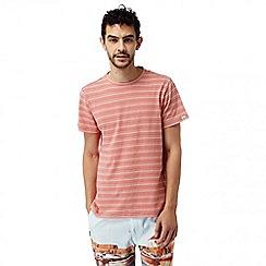 Craghoppers - Red combo Bernard short sleeved t-shirt