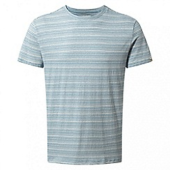 Craghoppers - Smoke blue combo Bernard short sleeved t-shirt