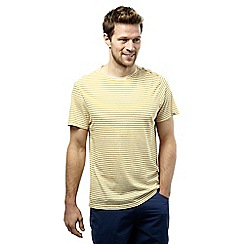 Craghoppers - English mustard bernard short sleeved t shirt