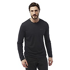 Craghoppers - Black Bentley long sleeved t-shirt