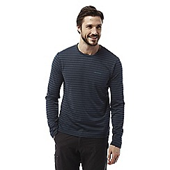 Craghoppers - Dark navy Bentley long sleeved t-shirt
