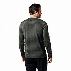 Craghoppers - Grey 'Bentley' long sleeved t-shirt