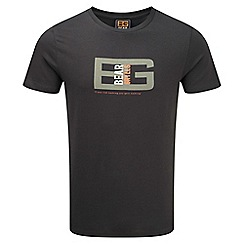 Bear Grylls - Black pepper Bear grylls printed t-shirt