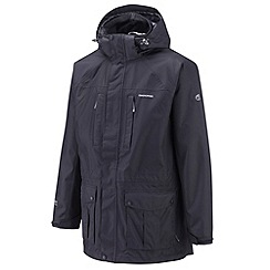 Craghoppers - Black Kiwi Long Jacket