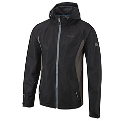 Craghoppers - Black reaction lite jacket