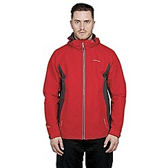 Craghoppers - Red / black pepper reaction lite jkt