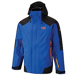 Bear Grylls - Extreme Blue/Black Bear Mountain Jacket