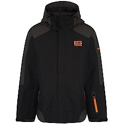 Bear Grylls - Black/Black Pepper Bear Mountain Jacket