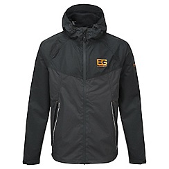 Bear Grylls - Black pepper bear core waterproof jacket