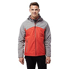 Craghoppers - Dynamite/grey Reaction lightweight ii waterproof jacket