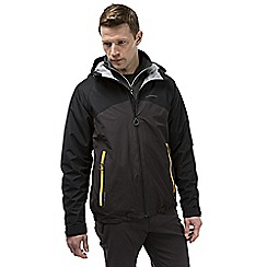 Craghoppers - Black pepper reaction lite waterproof jacket