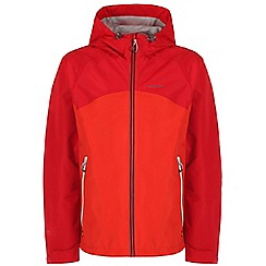 Craghoppers - Dynamite/chilli reaction lite waterproof jacket