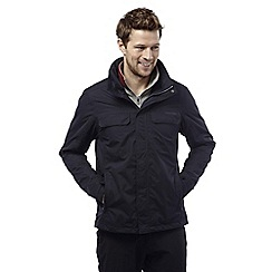 Craghoppers - Dark navy pierre jacket