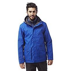 Craghoppers - Deep china blue Kiwi classic waterproof jacket