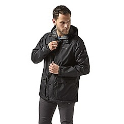 Craghoppers - Black Kiwi classic waterproof jacket