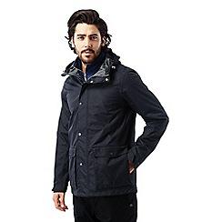 Craghoppers - Dark navy Kiwi classic waterproof jacket