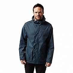 Craghoppers - Blue 'Kiwi' classic waterproof jacket