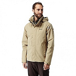 Craghoppers - Camel Aldwick gore-tex waterproof jacket